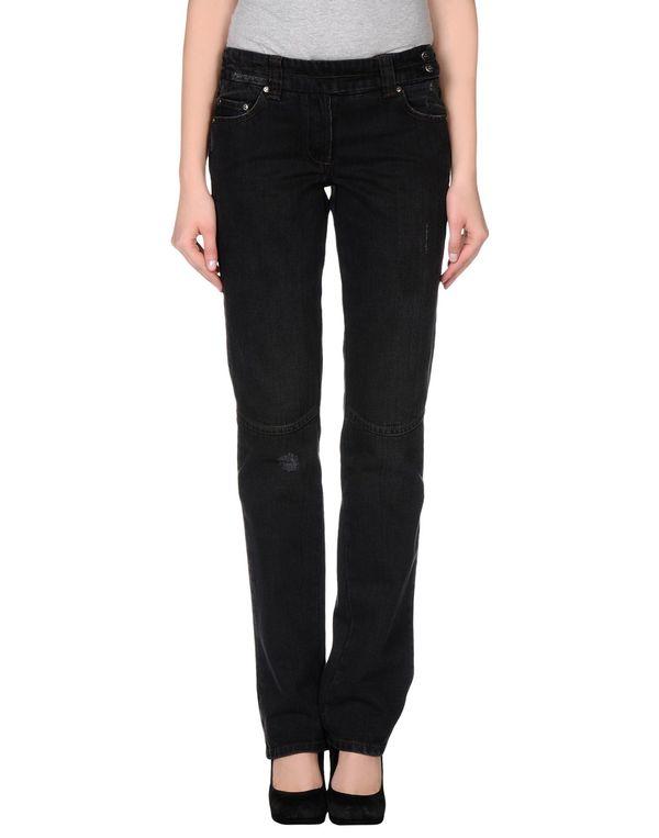 黑色 PEUTEREY 牛仔裤