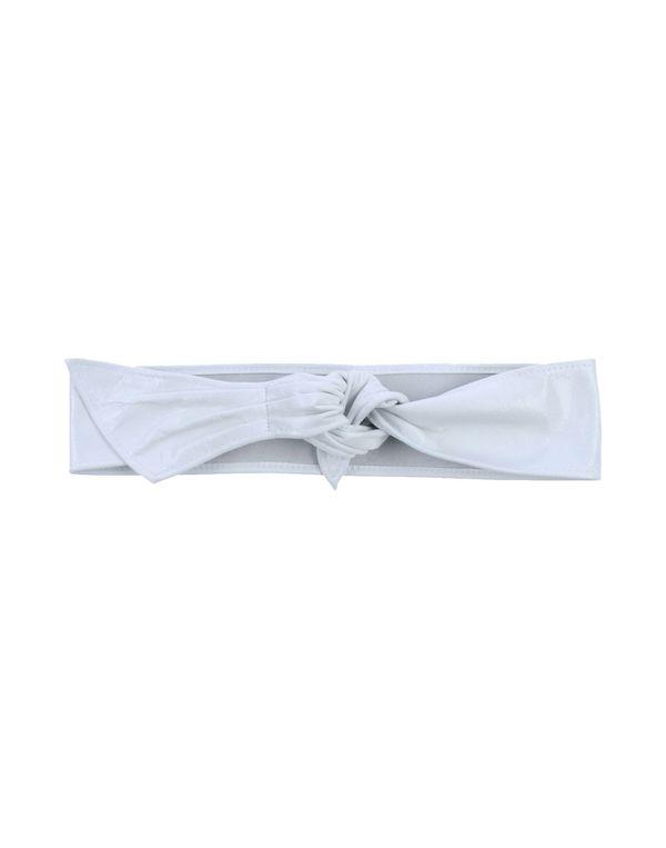 白色 PINKO BLACK 腰带