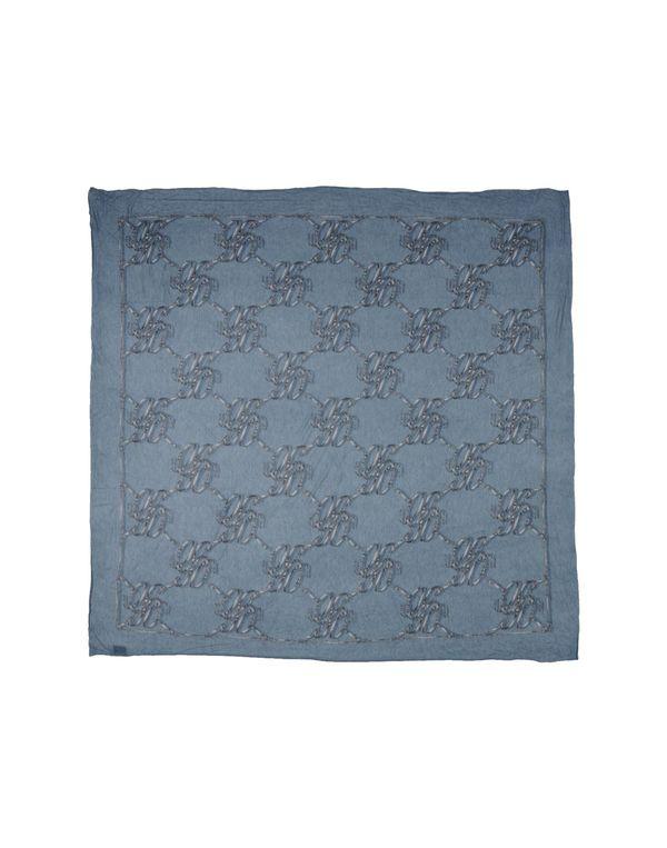 石青色 GUCCI 方巾