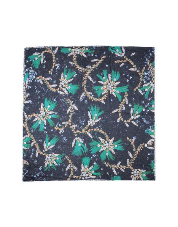 祖母绿 MARY KATRANTZOU 方巾
