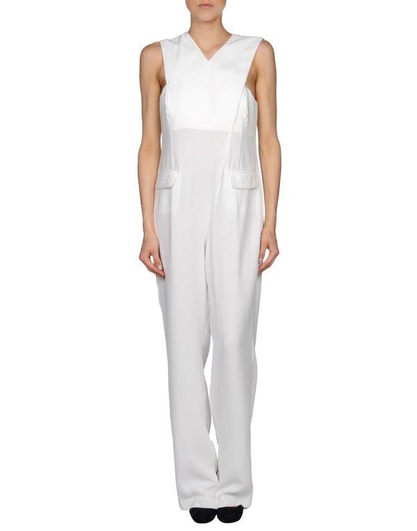 白色 OPENING CEREMONY 连身长裤