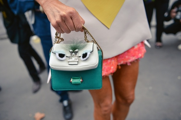 2015春夏巴黎时装周街拍日记Day 2