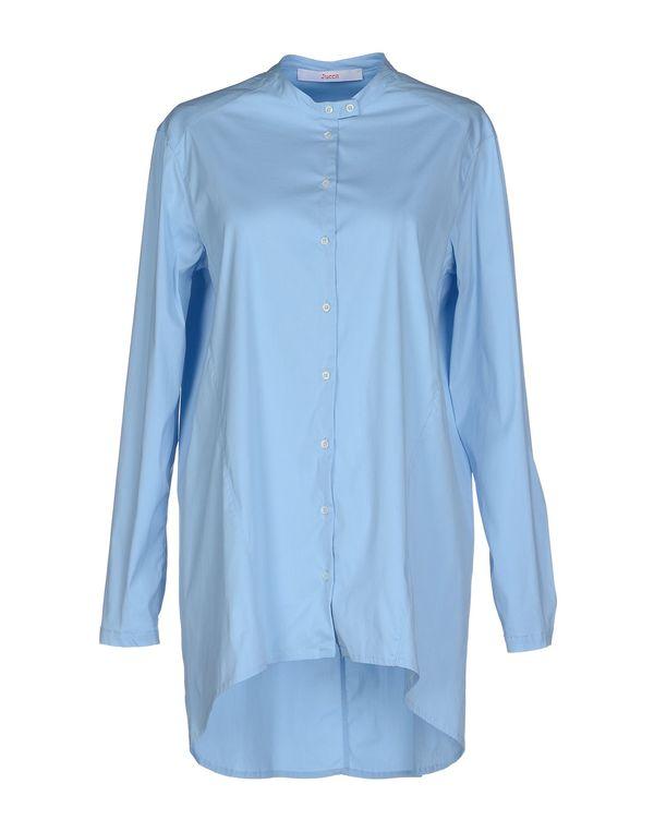 天蓝 JUCCA Shirt