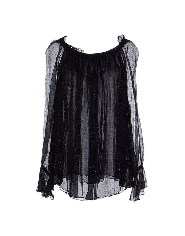 黑色 MES DEMOISELLES 女士衬衫