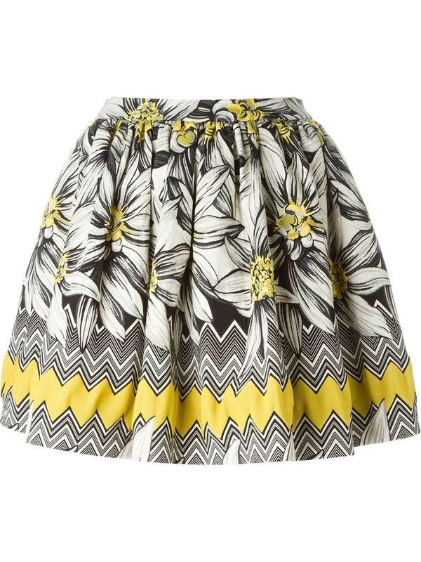 ALICE+OLIVIA 'Tania' skirt