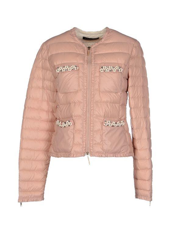 水粉红 TWIN-SET SIMONA BARBIERI 夹克
