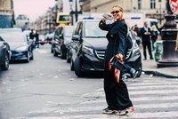 2018春夏巴黎时装周街拍 Day3