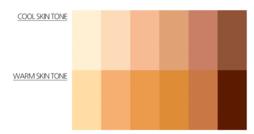 最显高级感的驼色 根据肤色选才不显脏