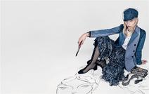 Dior迪奥二零一八春夏成衣系列广告大片