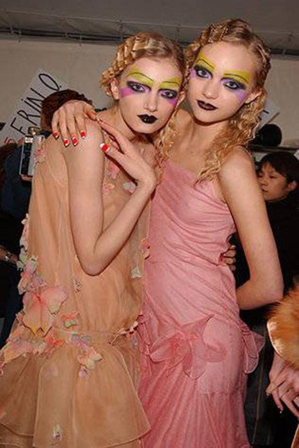 Gemma Ward回归模特圈 为Prada大秀开场