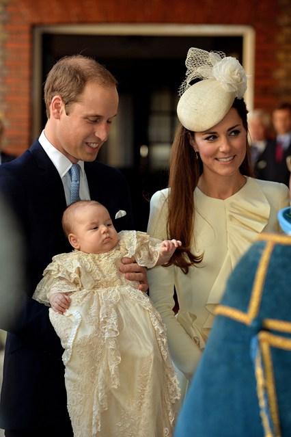 乔治王子,生日快乐!