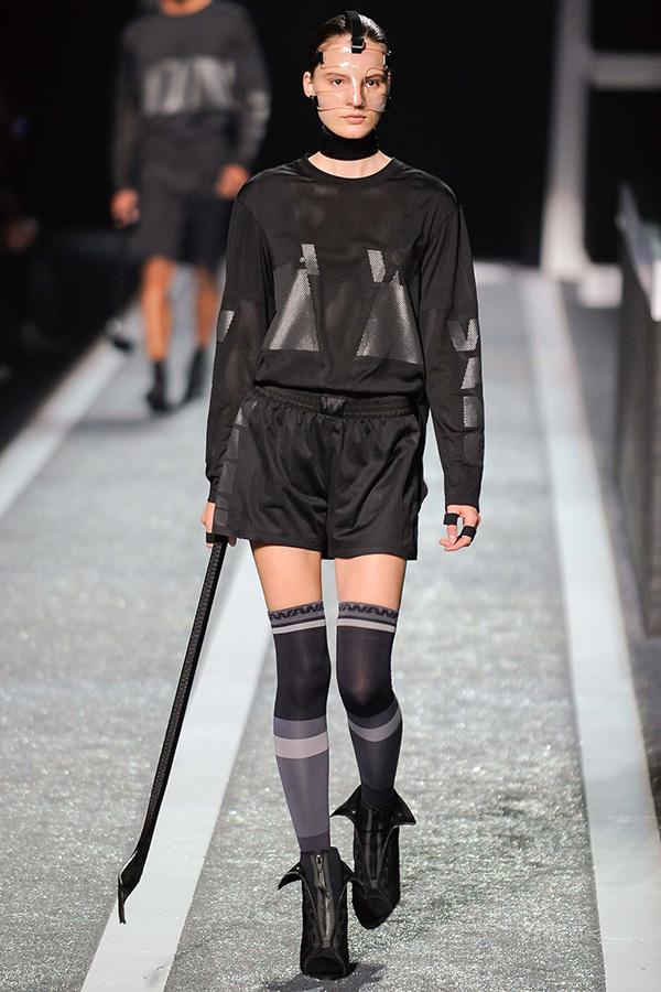 Alexander Wang和H&M合作系列纽约办秀