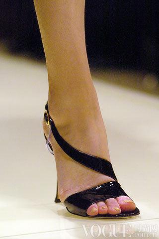 Versace2005秋冬时装秀