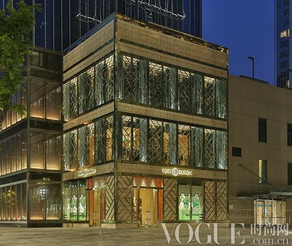 Tory Burch全球最大旗舰店落户上海嘉里中心