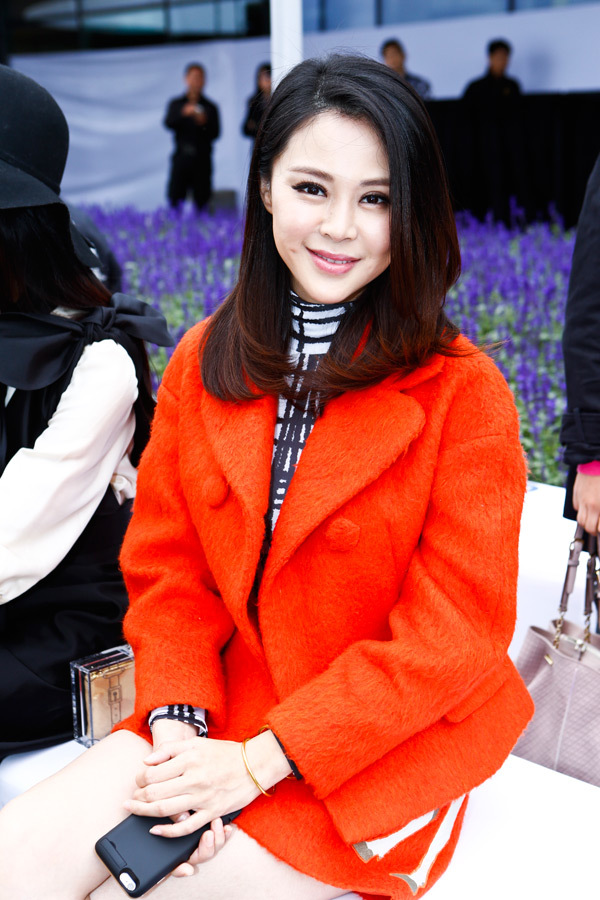 Fashion Now 中国独立设计师2015 春夏新品发布会