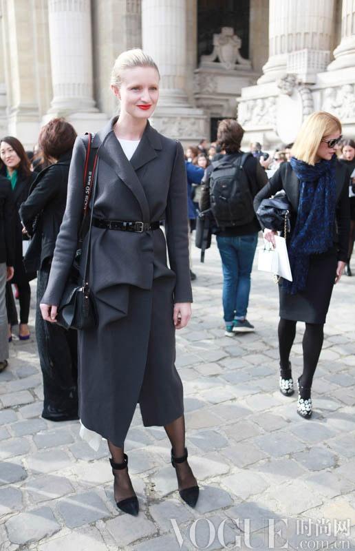 巴黎时装周街拍日记Day7