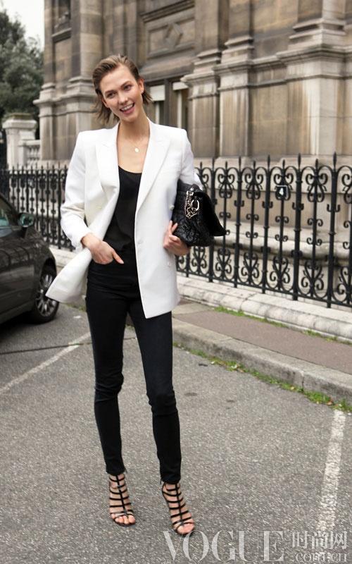 巴黎时装周街拍日记Day2