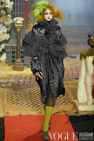 John Galliano2007秋冬时装秀