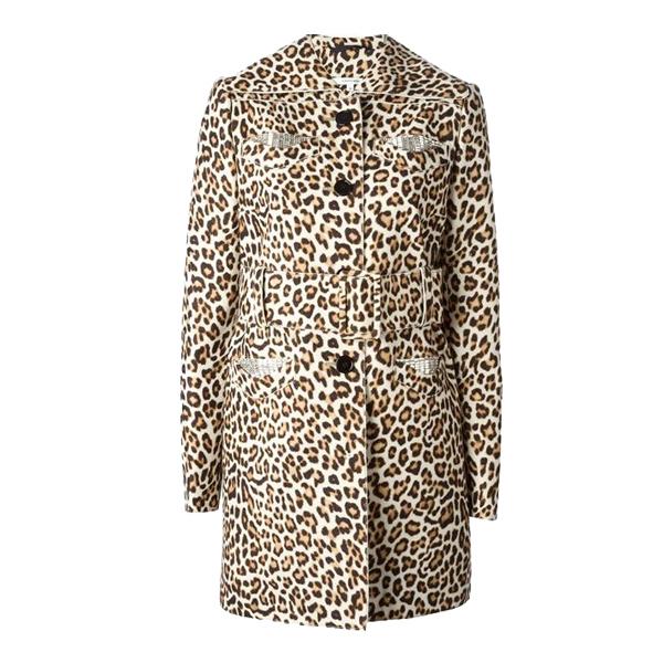 豹纹大衣新品推荐