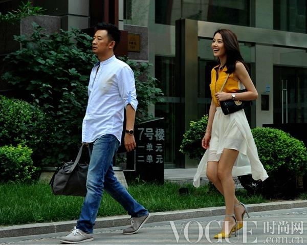 Longchamp经典手袋现身高圆圆热播电视剧《咱们结婚吧》