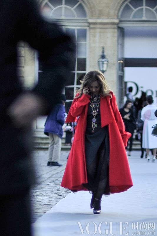 巴黎时装周街拍日记Day 4