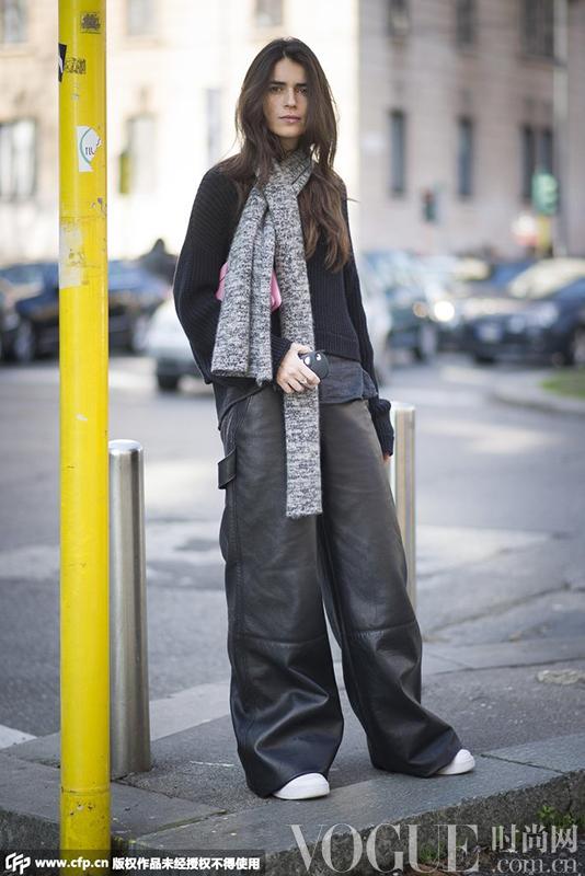 长裙、阔腿裤冬日藏肉利器
