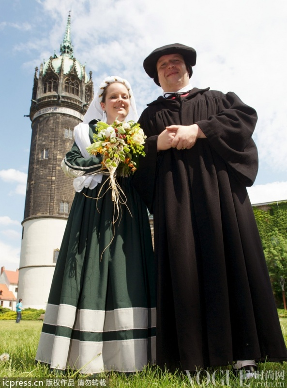 各国传统婚服一览 尽显深厚文化底蕴