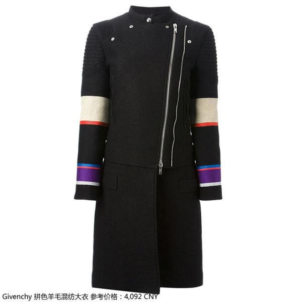 Tip 4 有图案的大衣