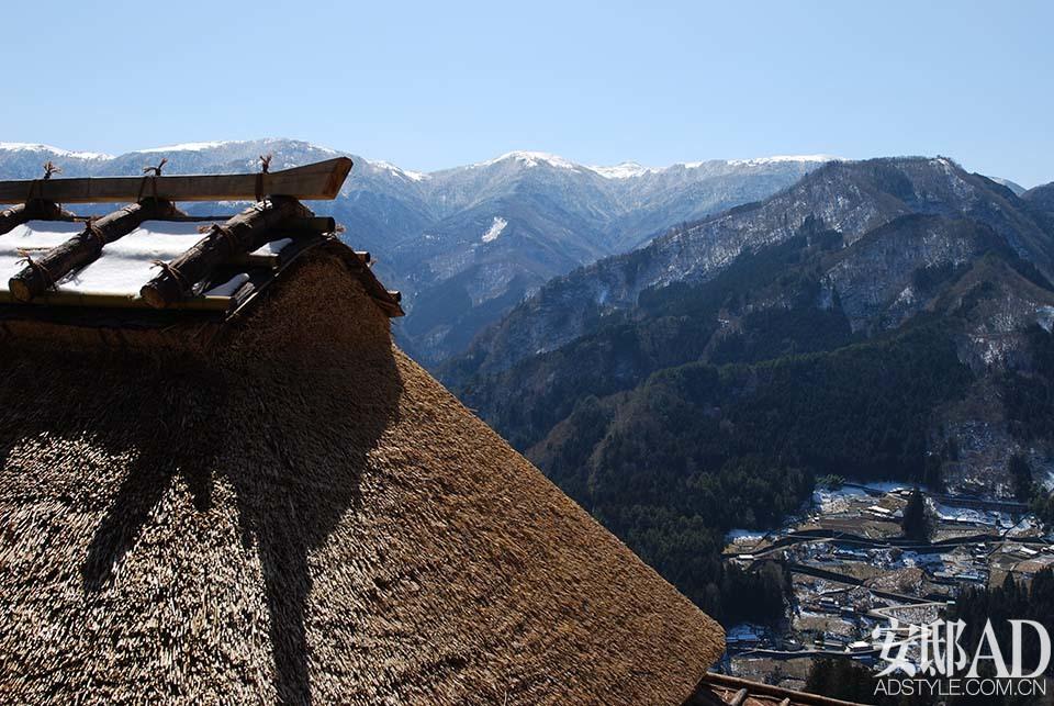 他花40年在日本深山里修复古民居,只为那片云雾