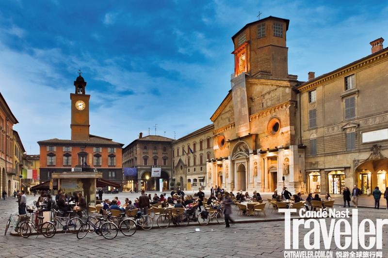 意大利大区艾米利亚罗马涅:汽车、音乐和美食之地