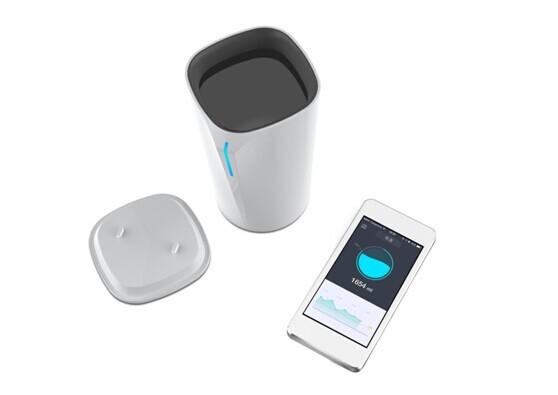 【已开奖】【悦己体验团NO.10】 Cuptime全球首款智能水杯首发体验