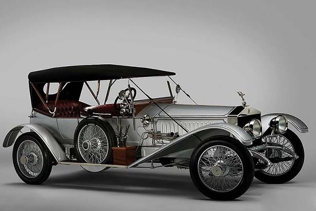1912年劳斯莱斯银魅