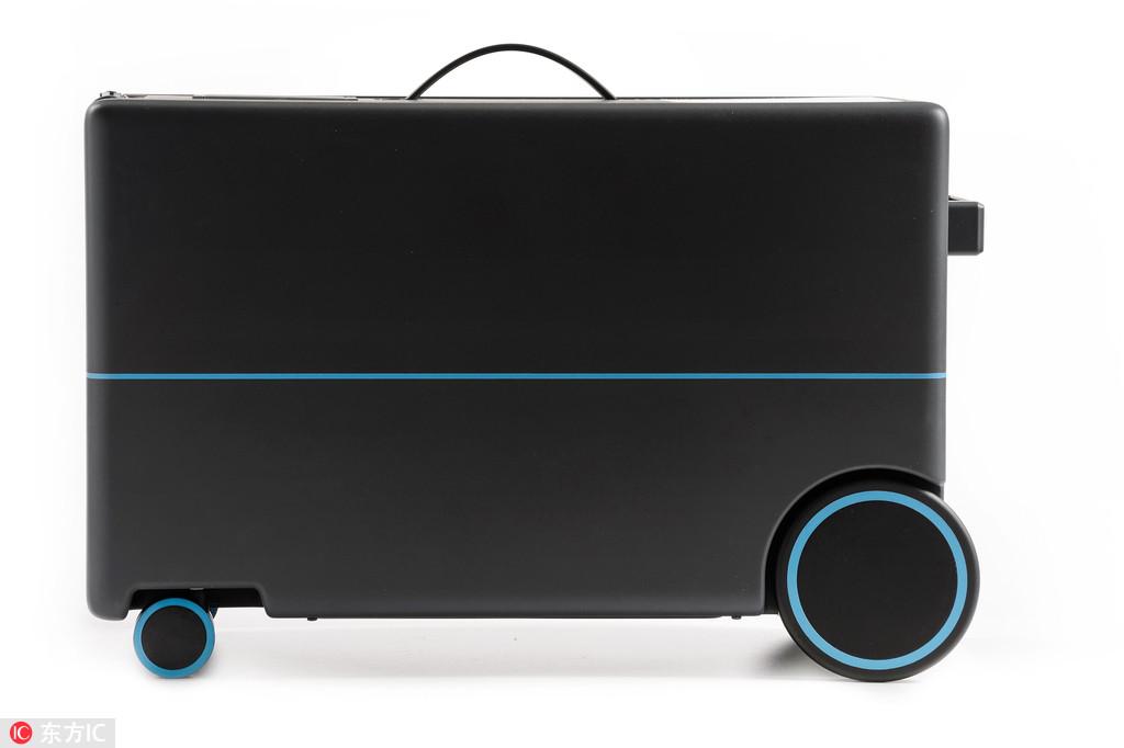 十款适合装X或跑路的旅行箱,文忒直 限量版 黑科技都有