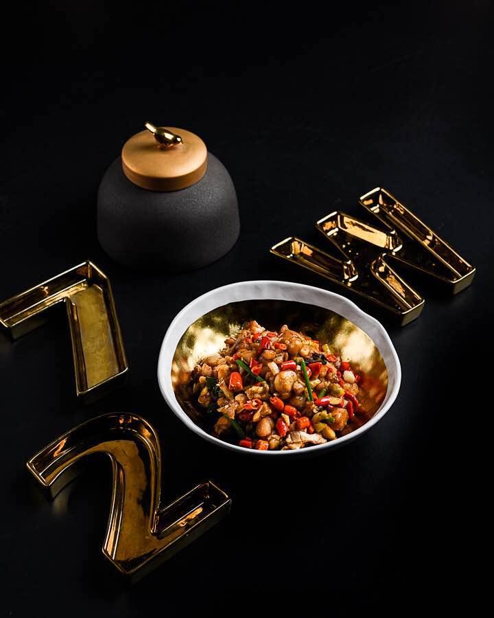 """之几新派湘菜餐厅 蓝色港湾中的""""鱼米之乡"""""""