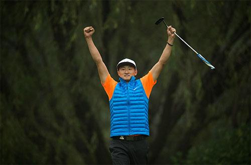 李昊桐领衔 7位中国选手角逐汇丰冠军赛