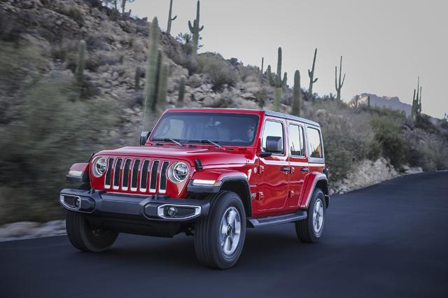 在美洲亚利桑那州和Jeep一起窥探男人都有的梦想
