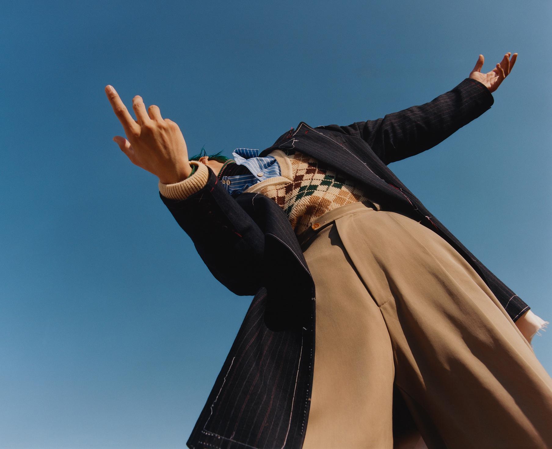 """古驰与康泰纳仕联合推出""""演出者(The Performers)""""系列短片第三季第五作 由韩国流行音乐人金钟仁领衔出演"""