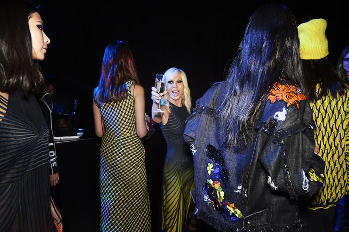 VOGUE獨傢專訪Donatella Versace