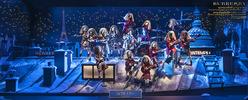 环球圣诞橱窗秀——巴黎篇