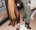 Victoria Beckham秀场后台、细节以及秀场