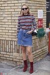 一年四季都在剁手 怎么就没想到来件出彩的条纹毛衣?