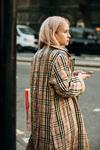 2019秋冬伦敦时装周最佳街拍第一日