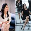 JIMMY CHOO 限量版 lamé 闪光布料高跟鞋 ROMY 亚洲率先推出