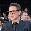 小罗伯特·唐尼身着Givenchy 出席电影《复仇者联盟:终局之战》全球首映礼