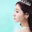 张碧晨身着NICOLE+FELICIA 2019年春夏系列礼服 唱响迪士尼单曲