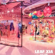 LEAF XIA Wonderland空降上海新天地