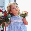 在夏洛特公主五岁生日到来之际盘点她的最佳服饰