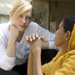 """凯特•布兰切特说:""""我希望我们能团结起来——世界上不可能有70亿'头号人物'"""""""