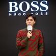 BOSS 全球代言人李易峰亮相杭州  演绎2020秋冬系列  诠释新世代经典型格
