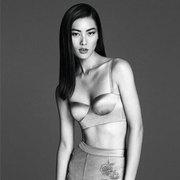 中国超模2014广告大片成绩单